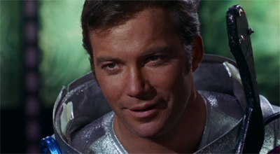 """""""At least my suit was reflective enough that the Enterprise could see me out there."""""""