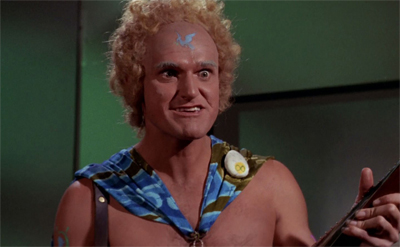 Also, yes. That is veteran character actor Charles Napier.