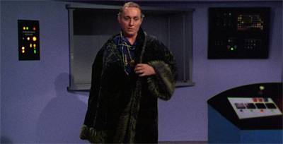 """Well, this is a fabulous coat."""