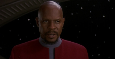 """""""The Klingon's won't be giving us the runabout for much longer."""""""