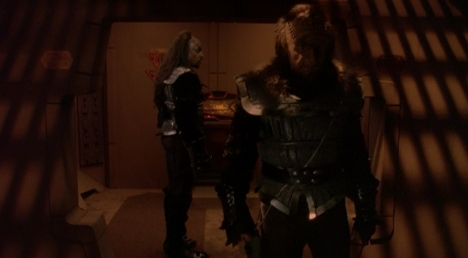 Klingon to the status quo...