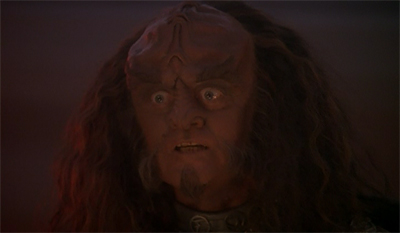 Either you Gowron, or you be gone.
