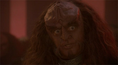 Gowron's war on structural inequality was much less popular.