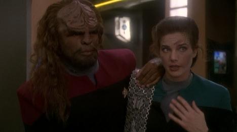 Klingon Love Songs.