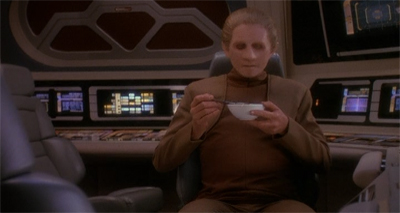 What's soup, Odo?