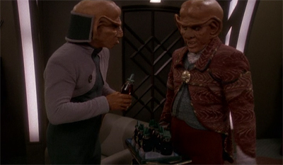Quark hasn't got the bottle.
