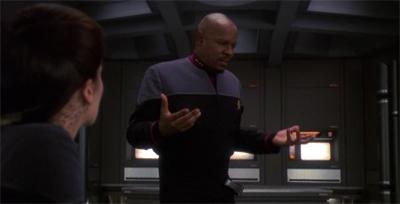 """No Khan do, old man."""