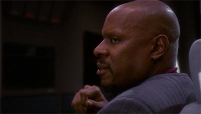 Sisko is all-go.