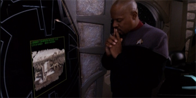 Sisko's really been to B'Hala and B'backa.