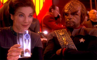 Image result for deep space nine rapture
