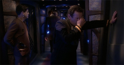 O'Brien must suffer through a questionable subplot.
