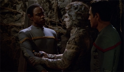 """""""Is it a cy-Borg-netic implant by any chance?"""""""