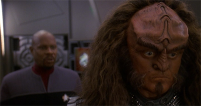 The world (Khitomer) According to Gowron.