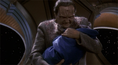 """""""Oh, don't worry, I'm sure Miles O'Brien will be cool with this."""""""