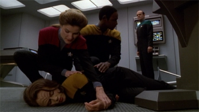 """You know, this really happens to B'Elanna far too often."""