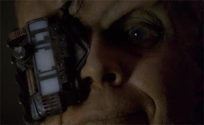 Eye, Borg.