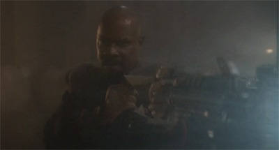Do not mess with The Sisko.