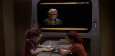 Obligatory Quark cameo!