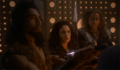 Klingon to their values.