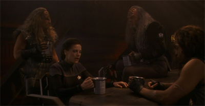Klingon Drinking Songs proved far more popular than Ferengi Love Songs.