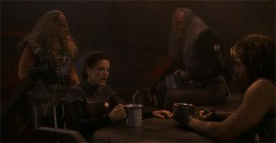 Klingon Drinking Songs proved far more popular than Ferengi Love Songs.