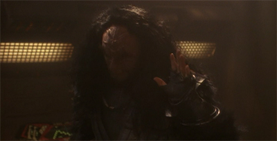 """Like any sane captain, General Martok pauses to ask """"what would Archer do?"""" He then does the exact opposite."""