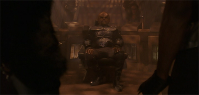 """""""I'm telling you guys, that Captain Worf spin-off is still happening."""""""