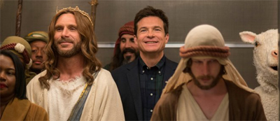 Going nativity.