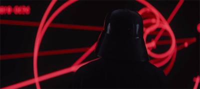 Helmet by moonlight, proud Vader.