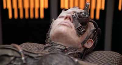 Let sleeping Borg lie.