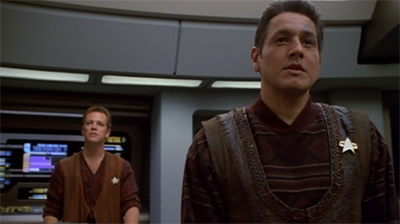 Chakotay is A-Okay!