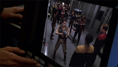 How will Tom and Tuvok get out of this one?