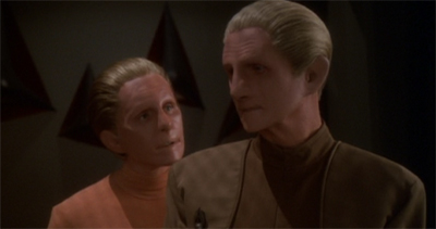Odo turns to goo...