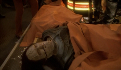 To be fair, was a Jem'Hadar bar fight going to end any other way?