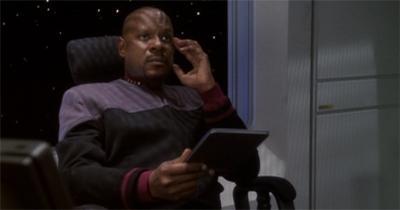 """""""Well, we're not rebranding the show Star Trek: Terok Nor."""""""