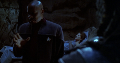 """""""And Janeway called her year the Year of Hell?"""""""