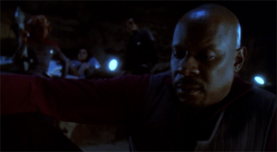 How far will Sisko go?