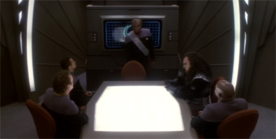 """Commencing Operation: Worf's Bachelor Party."""