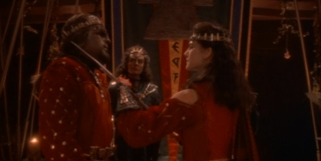 Star Trek Deep Space Nine You Are Cordially Invited with good invitation layout
