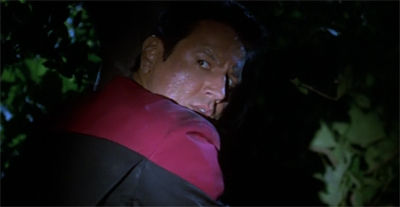 """A Chakotay episode? Really?"""
