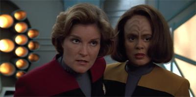 """""""I won't this Mari our reputation in this quadrant."""""""