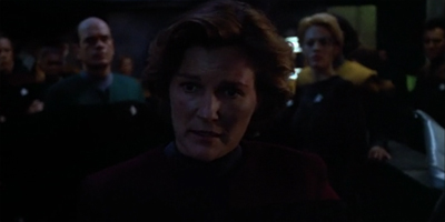 A long Janeway from home.