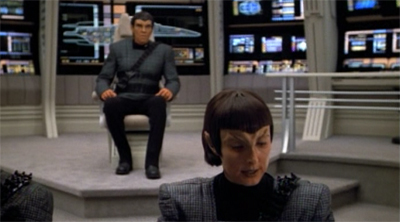 """""""Still, it could be worse. We could be the Ferengi."""""""
