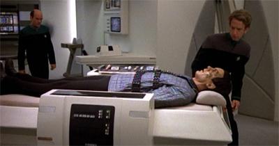 Roamin' around the Romulan.
