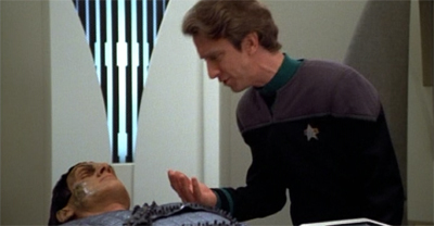 The prognosis is not good for the Romulans.