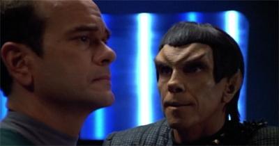 "More like ""Romulan Guest Star Empire."""