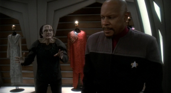 Star Trek Deep Space Nine In The Pale Moonlight Review The