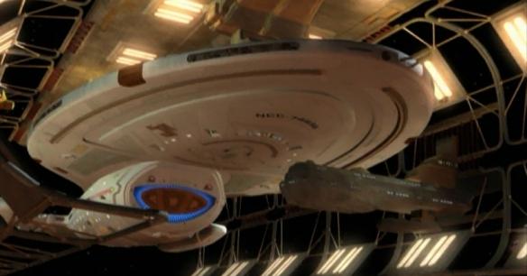 Star Trek: Voyager – Relativity (Review) | the m0vie blog