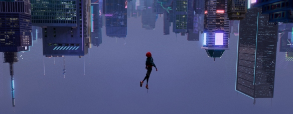 Non Review Review Spider Man Into The Spider Verse The M0vie Blog