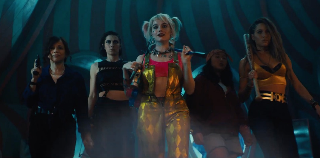 Non Review Review Birds Of Prey And The Fantabulous Emancipation Of One Harley Quinn The M0vie Blog